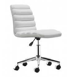 Admire Office Chair White (205711) - Zuo Modern
