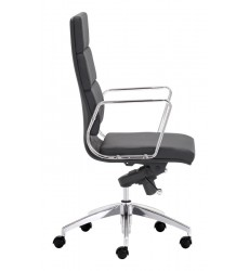 Engineer High Back Office Chair Black (205892)