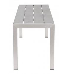 Metropolitan Double Bench (701862) - Zuo Modern