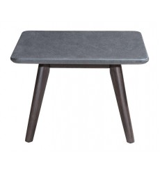 Daughter Coffee Table Cement&Natural (703755) - Zuo Modern