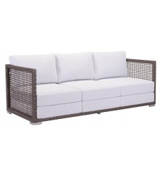 Coronado Sofa Cocoa & Light Gray (703823)