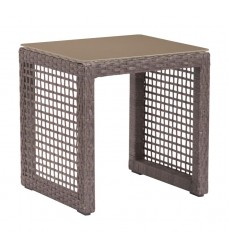 Coronado End Table Cocoa (703824) - Zuo Modern