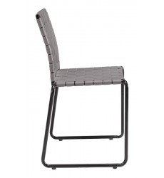 Beckett Dining Chair Light Gray (703862)