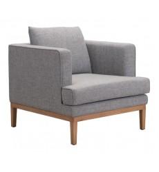 Eden Arm Chair Gray (703891)