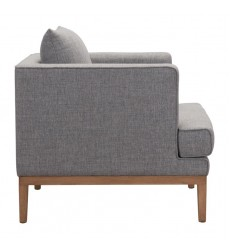 Eden Arm Chair Gray (703891) - Zuo Modern