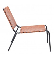 Beckett Lounge Chair Tan  (703903)