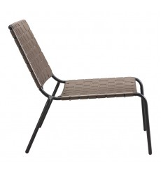 Beckett Lounge Chair Espresso (703904)