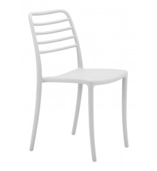 Donzo Dining Chair Gray (703909) - Zuo Modern