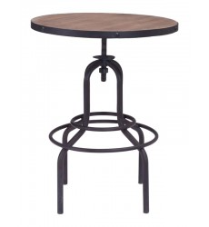Twin Peaks Counter Table (98180) - Zuo Modern