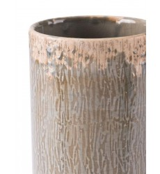 Distressed Blue Md Vase Distressed Blue (A10173)