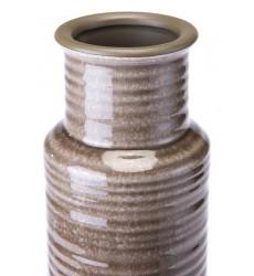 Strippes Bottle Gray (A10401) - Zuo Modern