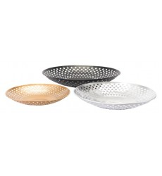 Set Of 3 Plates Multicolor (A10758) - Zuo Modern