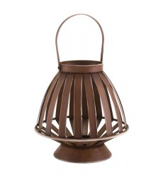 Bamboo Lantern Brown (A10893)