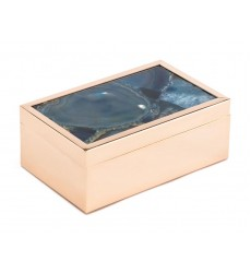 Blue Stone Box Sm Blue (A10925)