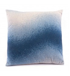 Ombre Pillow Blue & Natural (A11111)