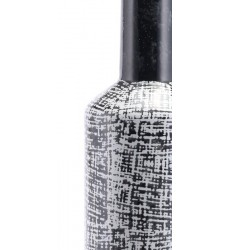 Croma Small Bottle Black & White (A11397)