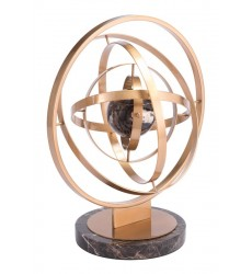 Atom Sculpture Brown (A11794)