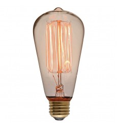 St64 110-130V 40W Light Bulb Lighting (HGPL126)