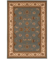 Sunshine - 10x13 Jaipur 2117 Blue Cream Rectangle Rug
