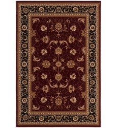 Sunshine - 10x13 Jaipur 2117 Red Black Rectangle Rug