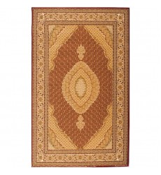 Sunshine - 10x13 Jaipur 2120 Red Cream Rectangle Rug