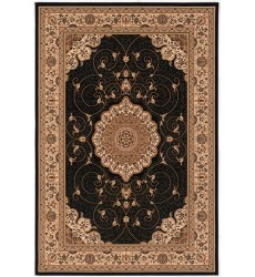 Sunshine - 10x13 Jaipur 2235 Black Cream Rectangle Rug