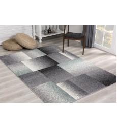 Sunshine - 5x5 Comfort 4474 Grey Blue Round Rug