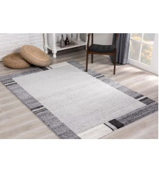 Sunshine - 2x8 Comfort 4579 Grey Rectangle Rug