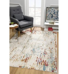 Sunshine - 4x6 Allure 5436 Multi Rectangle Rug