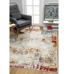 Sunshine - 2x5 Allure 5441 Multi Rectangle Rug