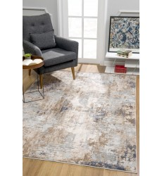 Sunshine - 4x6 Allure 5452 Beige Rectangle Rug