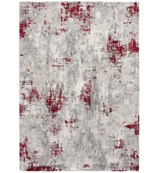 Sunshine - 4x6 Allure 5452 Red Rectangle Rug