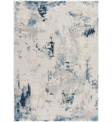 Sunshine - 4x6 Allure 5456 Blue Rectangle Rug