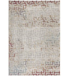 Sunshine - 2x5 Allure 6336 Multi Rectangle Rug