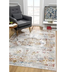 Sunshine - 4x6 Allure 6348 Multi Rectangle Rug