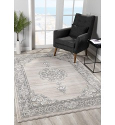 Sunshine - 2x5 Arctic 6858 Cream Rectangle Rug