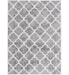 Sunshine - 2x5 Arctic 7050 Grey Rectangle Rug