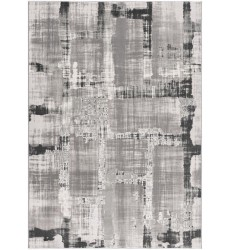 Sunshine - 2x8 Arctic 7080 Olive Grey Rectangle Rug