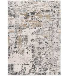 Sunshine - 2x8 Arctic 7598 Grey Rectangle Rug