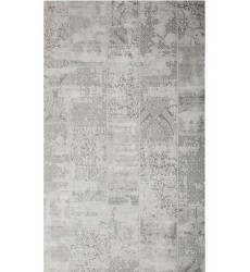 Sunshine - 2x8 Avellino 5742 Grey Rectangle Rug
