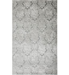 Sunshine - 2x8 Avellino 5747 Grey Rectangle Rug