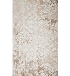 Sunshine - 2x8 Avellino 5882 Beige Rectangle Rug