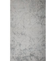 Sunshine - 2x5 Avellino 5882 Grey Rectangle Rug