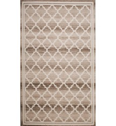 Sunshine - 2x5 Avellino 5892 Beige Rectangle Rug