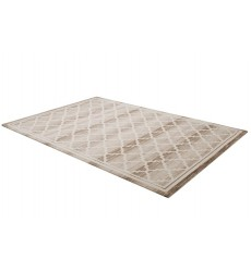 Sunshine - 2x8 Avellino 5892 Beige Rectangle Rug
