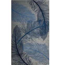 Sunshine - 3x5 Avellino 5730 Blue Grey Rectangle Rug