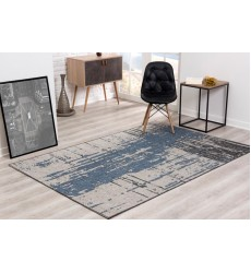 Sunshine - 3x5 Velit 2084 Blue Rectangle Indoor / Outdoor Rug