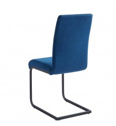 Vespa-Side Chair-Blue (202-577BL) Side Chair - Worldwide HomeFurnishings