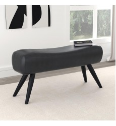 Carson-Bench-Vintage Grey (401-690GY) - Worldwide HomeFurnishings