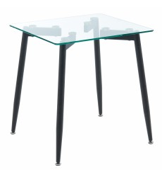Abbot-Accent Table-Black (501-453BK) - Worldwide HomeFurnishings